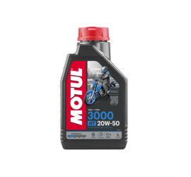 MOTUL 3000 20W50